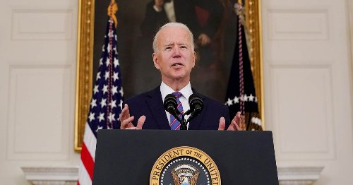 Biden targets 'ghost guns' and 'red flag' laws in new gun control measures
