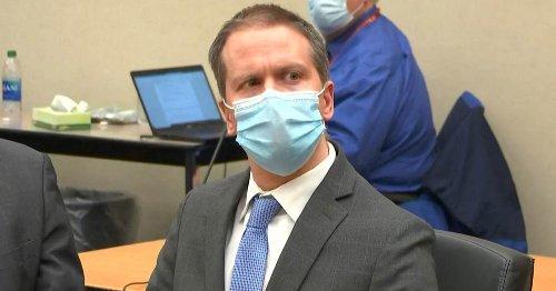 Derek Chauvin files motion for new trial in George Floyd case, alleging jury misconduct