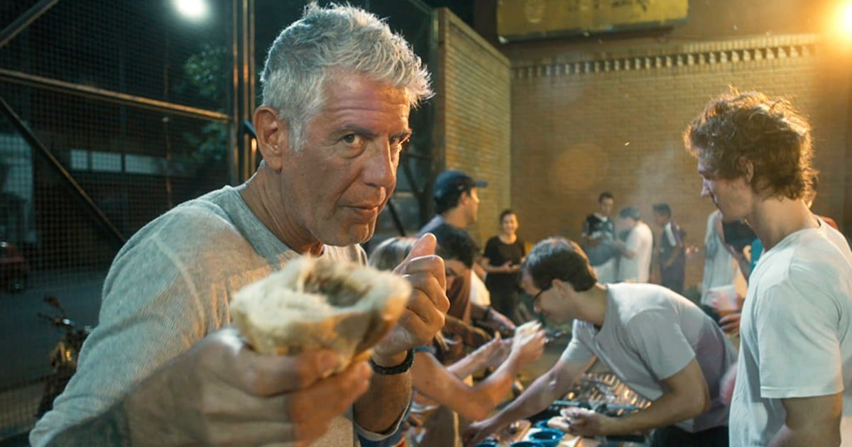 The Anthony Bourdain doc wants his death to make sense. That's not how this works.