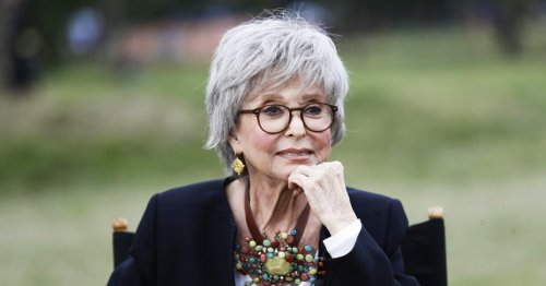 Rita Moreno apologizes for 'dismissive' comments about 'In the Heights' casting