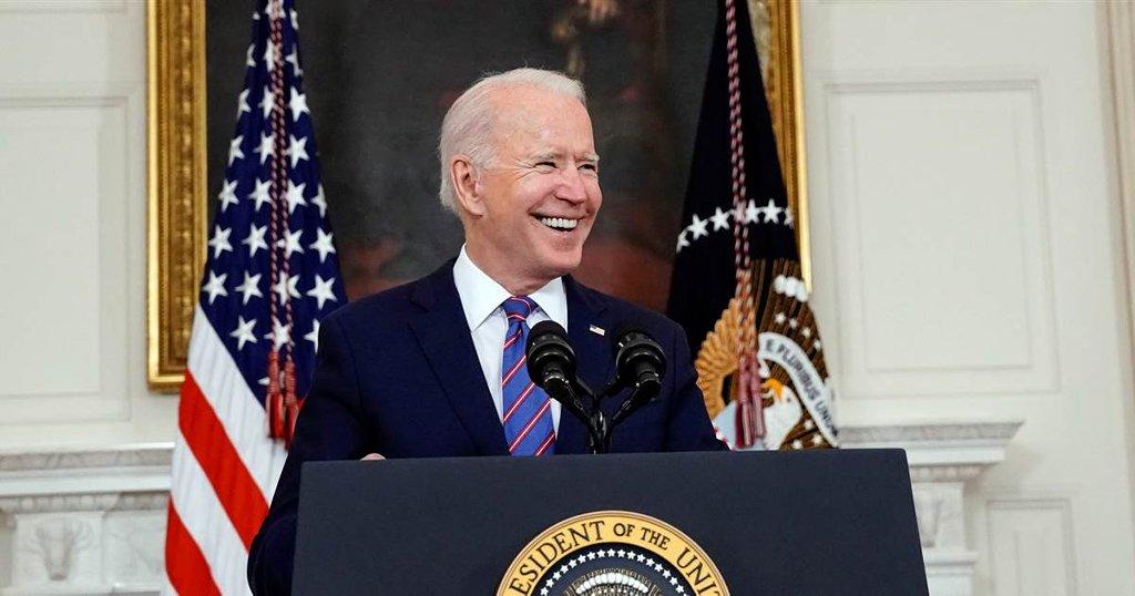 President Joe Biden!  - cover