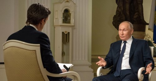 In NBC interview, Putin calls Trump 'colorful' but says he can work with Biden