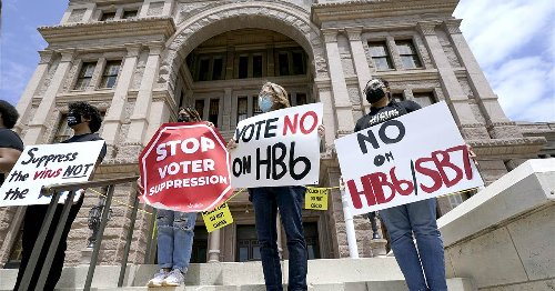 Texas leaders, corporations form coalitions to fight voting restrictions