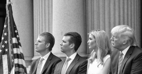 Why Trump's children should be especially worried about the Trump criminal probe