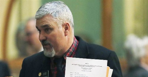 Colorado GOP lawmaker reprimanded after calling colleague 'Buckwheat'
