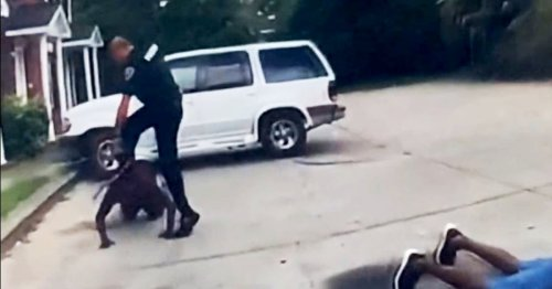 S.C. officer fired and arrested after stomping man in head, authorities say