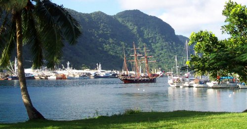 American Samoa reports its first case of the coronavirus, 18 months into the pandemic