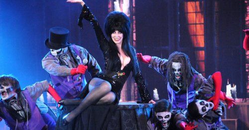 Elvira, 'Mistress of the Dark,' comes out in new memoir