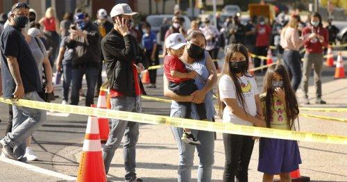 Actors Benicio Del Toro, Zoe Saldana debunk Covid-19 vaccine misconceptions among Latinos