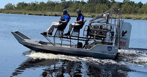 Remains of Louisiana man missing after Hurricane Ida found inside 504-pound alligator