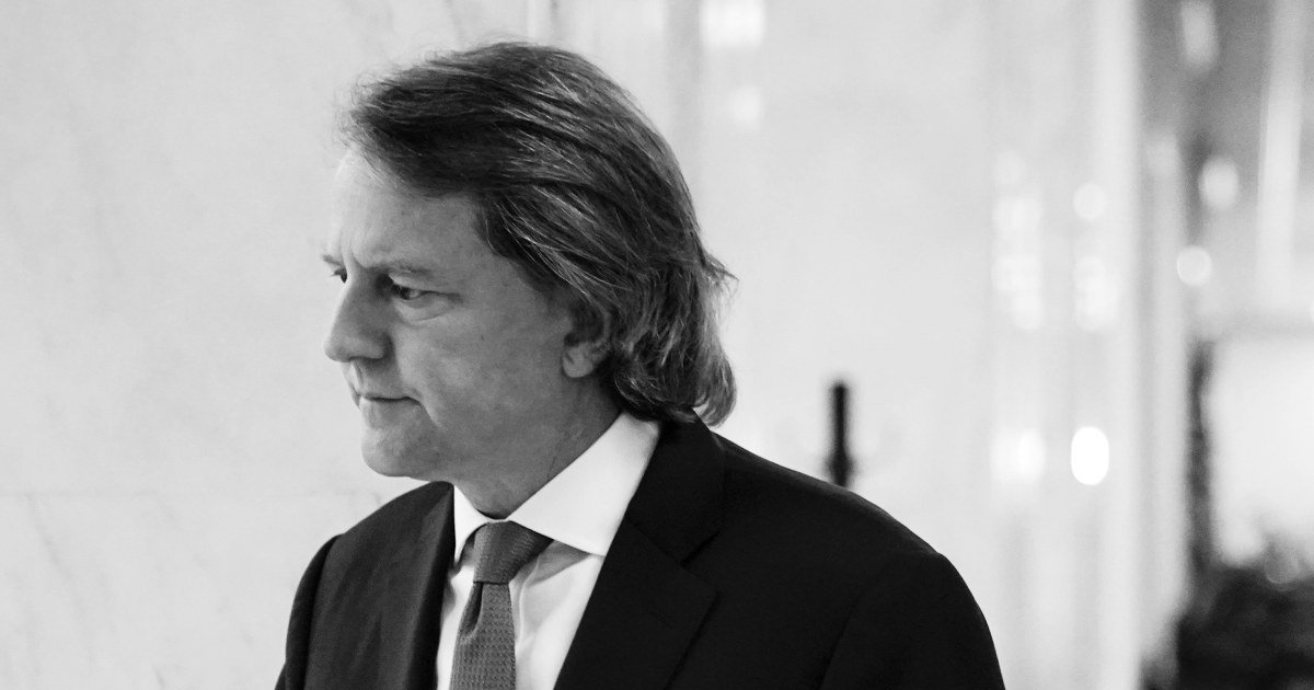 Trump stopped Don McGahn's testimony. Congress hasn't learned its lesson. - cover