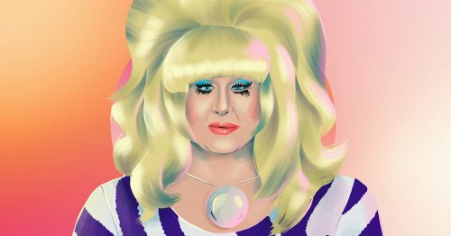 How drag queen pioneer Lady Bunny made her art a revolutionary form of pride and protest