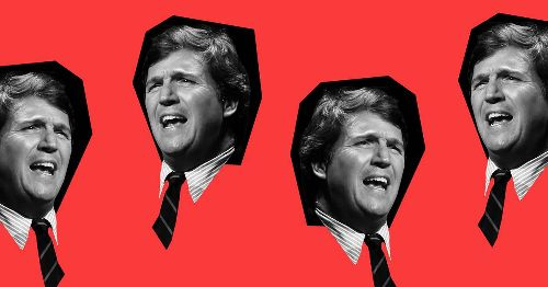 The only way to win the war on Tucker Carlson is not to play