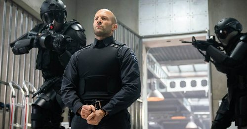 'Wrath of Man' is a Guy Ritchie-Jason Statham film missing what you love about them