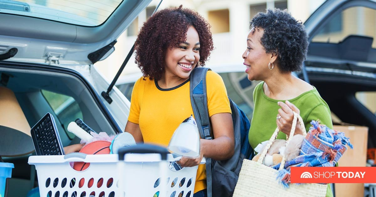 A parent's guide to everything your college student will need this year