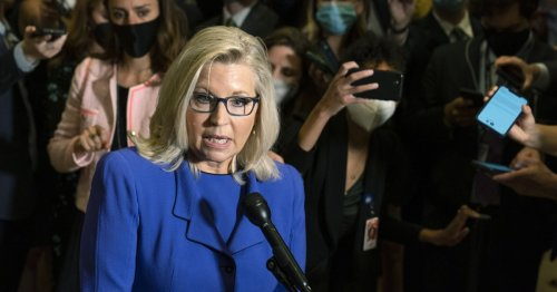 Ashley Pratte Liz Cheney was ousted by Republican leaders who value fake news more than women voters