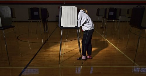 Republican official in Ohio faces charge for voting twice in November election