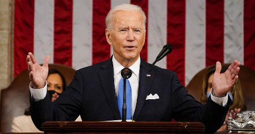 Biden encourages all eligible Americans to 'go get vaccinated'