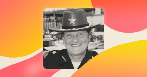 Ohio's 1st lesbian sheriff on her rocky journey to becoming 'proud and fearless'