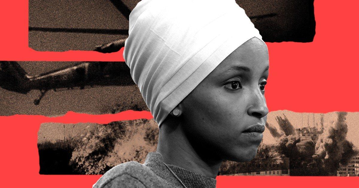 The sheer hypocrisy of Democrats' latest Ilhan Omar crusade - cover