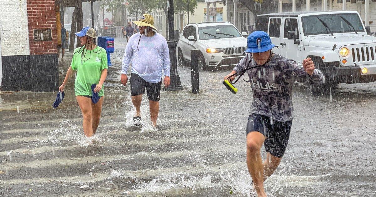 Elsa strengthens to hurricane as it barrels toward Florida coast