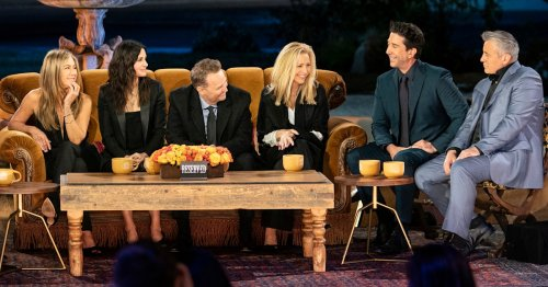 The 'Friends' reunion is finally here! These are the 10 biggest moments