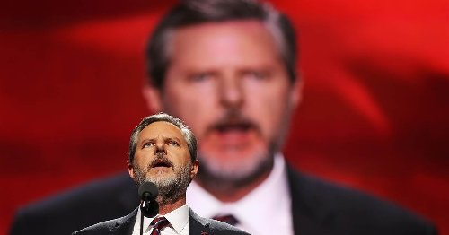 Jerry Falwell Jr.'s legal battle highlights why white evangelicals are closing ranks