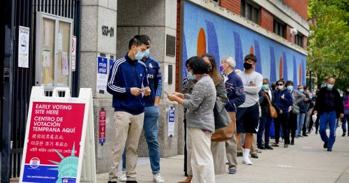 Outrage over pandemic racism may boost Asian American voter turnout in NYC