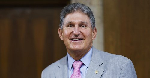 Manchin opposes D.C. statehood, dealing a blow to Democratic priority