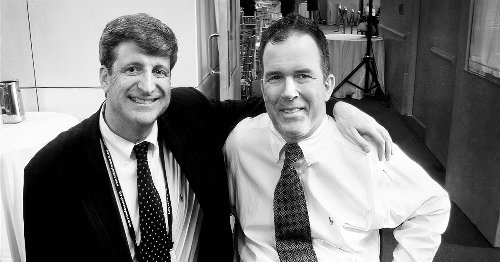 Patrick J. Kennedy Mental health care must be treated like health care. My friend Steve Winter showed us why.