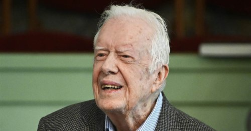 Jimmy Carter 'disheartened, saddened, and angry' over Georgia Republicans' voting restrictions push