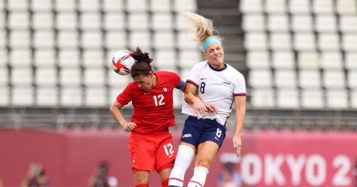 USWNT loses in Olympic semifinal 1-0 to Canada