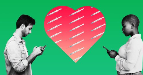 A shot at love: Your vaccination status is the latest Covid-era compatibility test