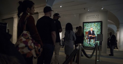 Biden to revive presidential portrait tradition Trump skipped