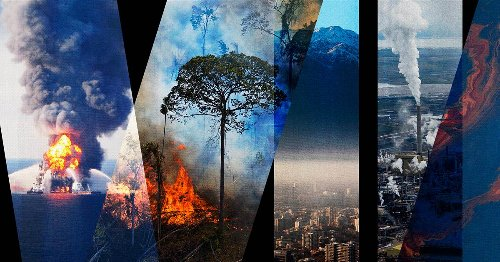'Ecocide' movement pushes for a new international crime: Environmental destruction