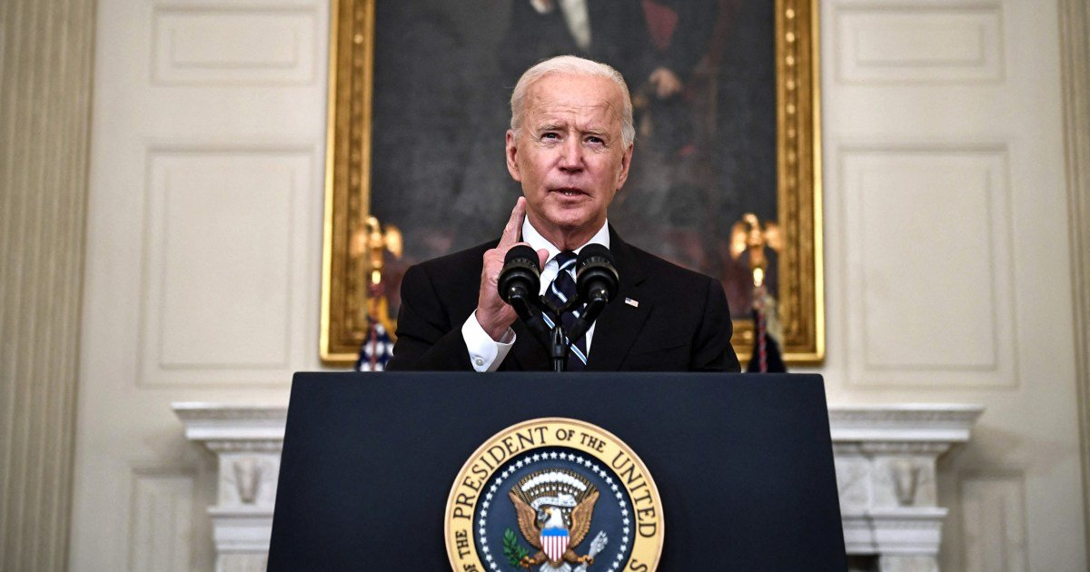 Biden announces sweeping vaccine mandates affecting millions of workers