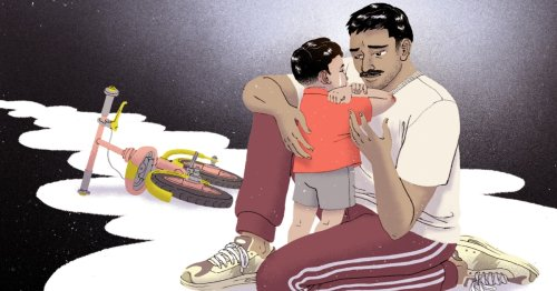 For Father's Day, let's redefine masculinity so dads can give boys what they need