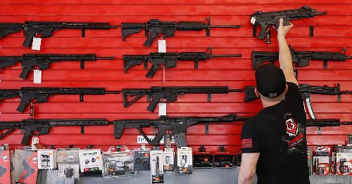 Biden wants to end gun-maker liability protections. That could sink the industry, advocates say.