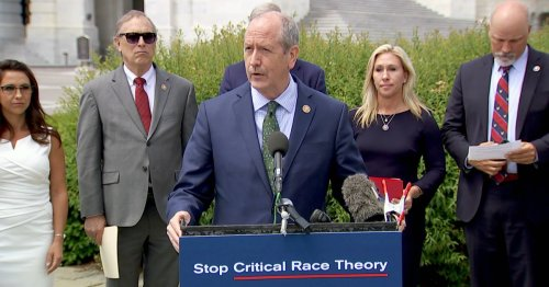 Republicans announce federal bills to 'restrict the spread' of critical race theory