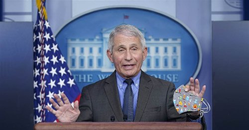 White House, Fauci defend health agencies' call to pause Johnson & Johnson vaccine