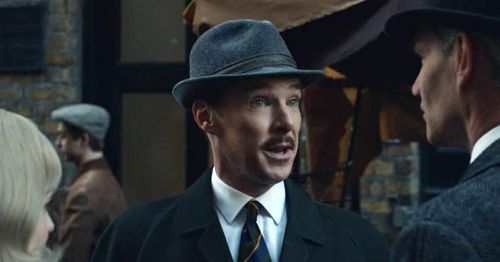 'The Courier' is Benedict Cumberbatch's second best Cold War spy film. But he's only done two.