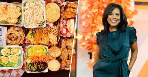 Sheinelle Jones shares her top 5 Philadelphia restaurants