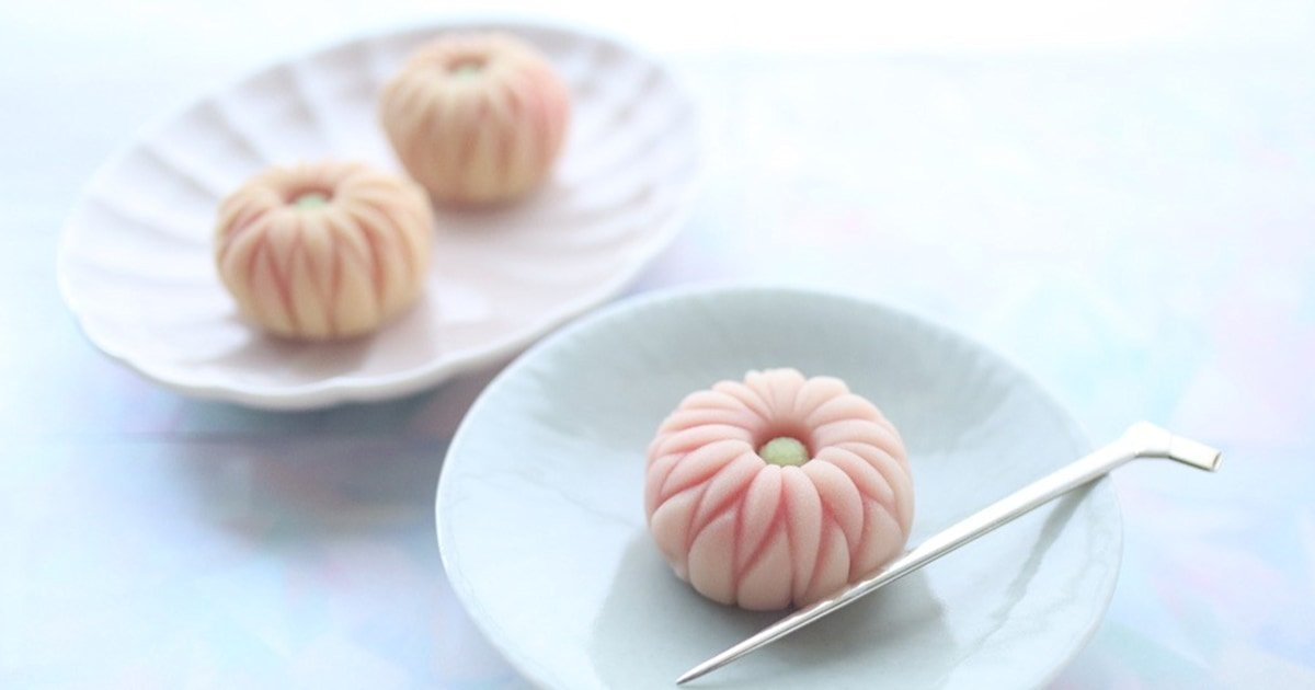 How to make wagashi, Japan's most beautiful sweets