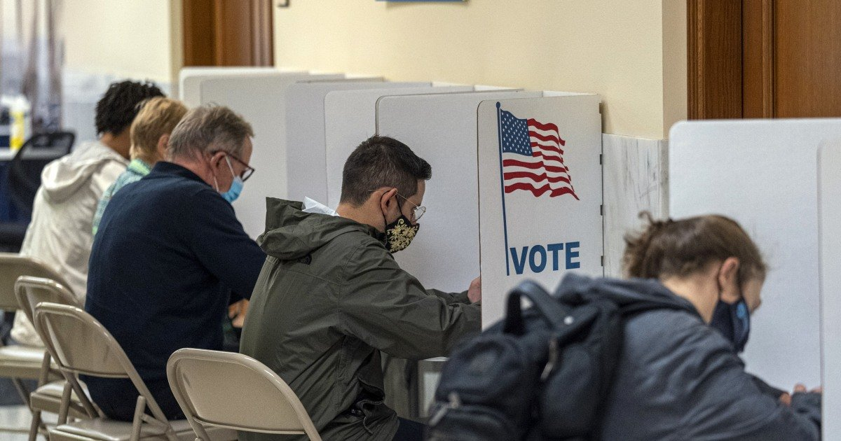 California recall: What exit polls tell us about the state's LGBTQ voters
