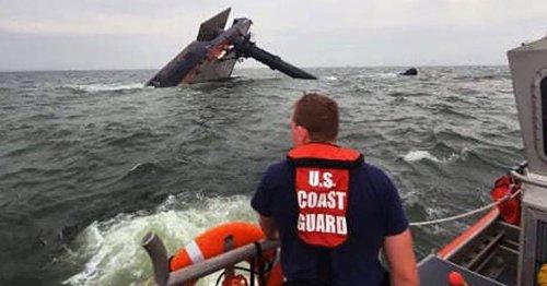 12 still missing in Louisiana capsizing as Coast Guard declares 'major marine casualty'