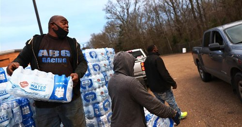 A month without water: In Jackson, Mississippi, struggling residents fear next outage