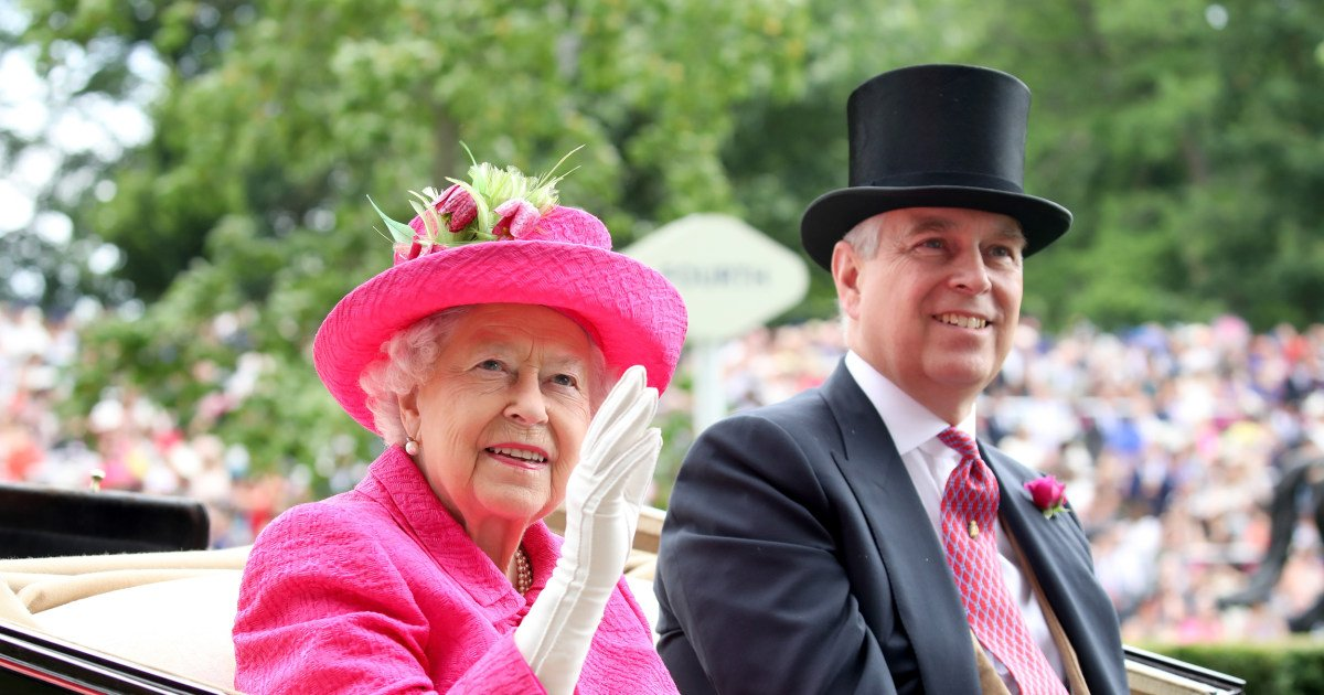 What the last kerfuffle over Prince Andrew tells us about the queen