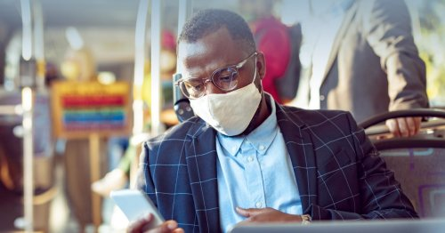 How to keep glasses from fogging up while wearing a face mask