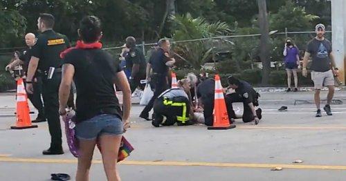 Driver apologizes after deadly Pride parade crash in Florida