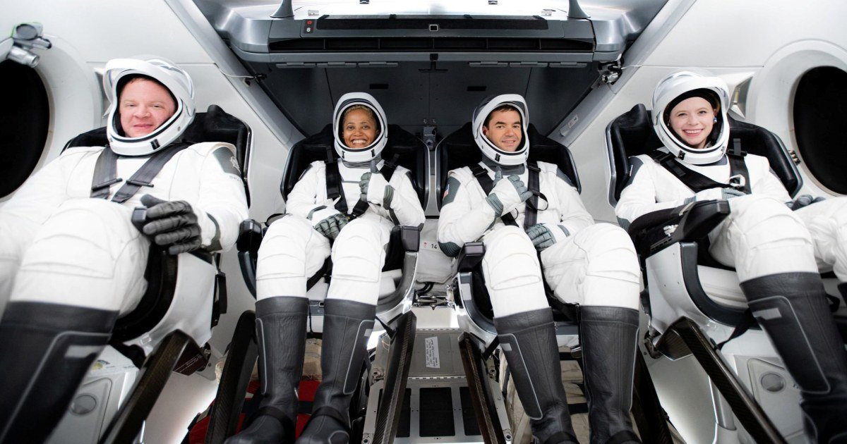 Is space the new safari? Some wealthy travelers are ready to take the next step.